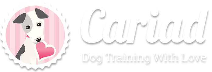 Cariad Dog Training logo